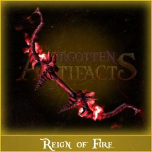 forgotten artifacts - mythical - funjible